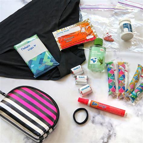 Kits Curvy Wallet real talk period emergency kits curvy chic