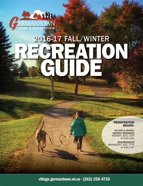 winter garden parks and recreation germantown park and recreation guide fall winter 2016 2017