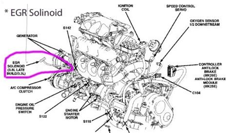 dodge journey egr valve location ford five hundred egr valve location elsavadorla 2005 dodge caravan p0406 this is the second time on a long trip