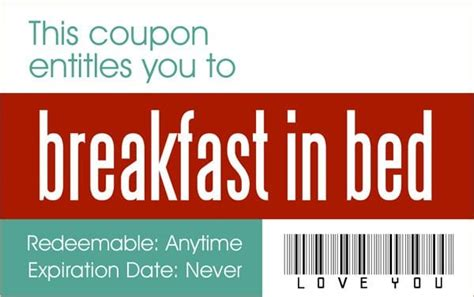 5 Coupon Templates Formats Exles In Word Excel Bed And Breakfast Gift Certificate Template