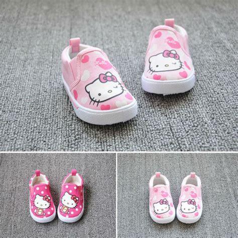 hello kid shoes buy cat shoes children canvas