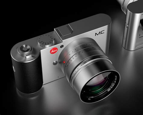 aps c mirrorless detailed renderings of the leica mirrorless aps c