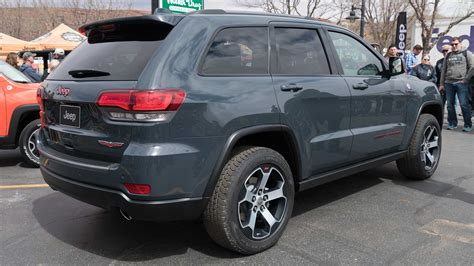 jeep grand cherokee trailhawk grey jeep grand cherokee trailhawk debuts in new york moab