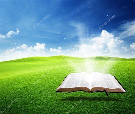 imagenes de paisajes sin texto floating bible in field stock photo 169 kevron2002 30830973