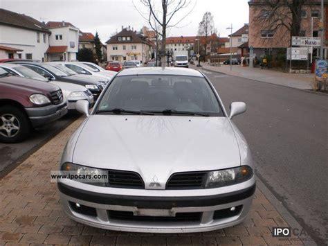 2003 Mitsubishi Carisma Comfort 1600 Car Photo And Specs