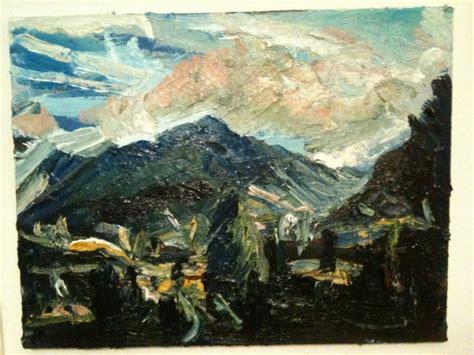 Landscape Paintings New Zealand New Zealand Landscape Paintings