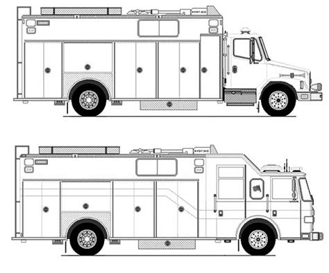 fire truck coloring page fire engine coloring page free printable fire truck