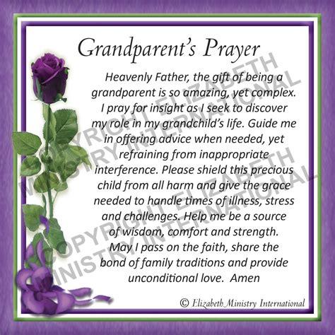 for my grandchild a grandparent s gift of memory books prayer card grandparent 1 card elizabeth