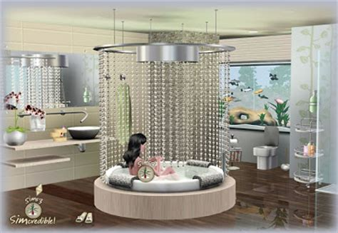 sims 3 bathroom ideas my sims 3 latitude bathroom set and accents by simcredible designs
