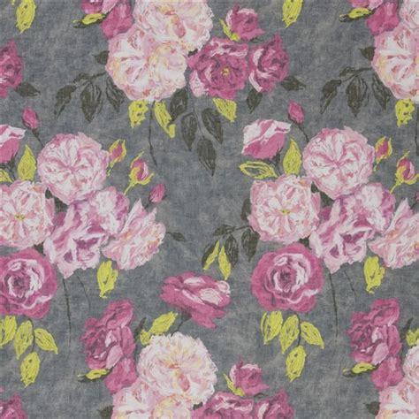 designers guild stoffe faustine damson fabric designers guild