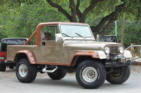 81 Jeep Scrambler Remember Me 81 Cj 8 Scrambler Select Jeeps