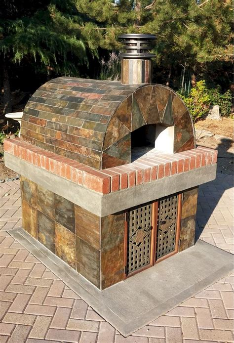 1000 ideas about pizza oven kits on backyard