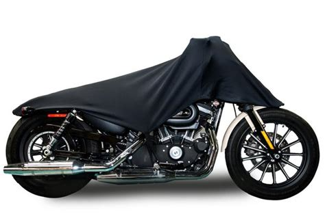 Cover Ban Harley Davidson 1 harley davidson iron 883 stretch fit motorcycle covers sknz custom stretch covers