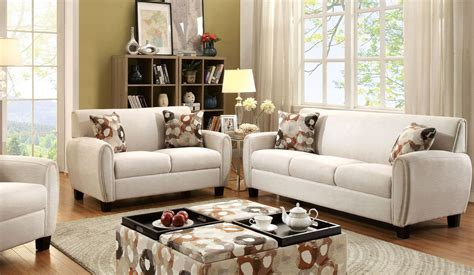 Liana Set 3 In 1 liana beige living room set cm6793 sf pk furniture of