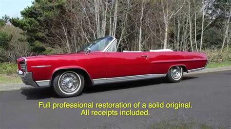 1964 Pontiac Bonneville Convertible by 1964 Pontiac Bonneville Convertible Charvet Classic Cars
