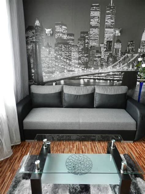 new york themed bedroom new york wallpaper fot aneta franek city life życie