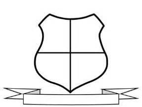 shield template pdf esl matt erials coat of arms