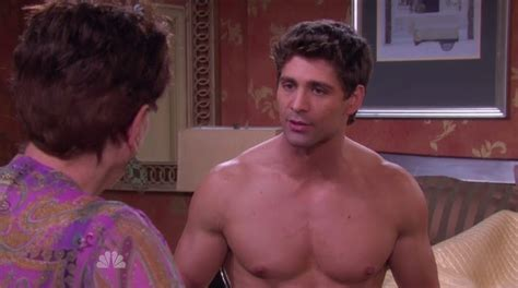 days of our lives man man inspiration bren foster shirtless in days of our