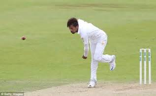 swing bowling action mohammad amir straight back into swing of things as