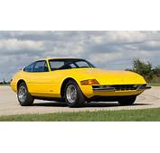 1973 Ferrari Daytona Headed To Dallas Auction  Motorward