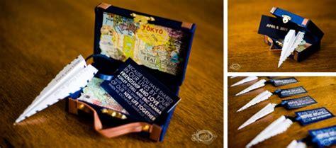 travel themed wedding invites the lost of the paper invitation pavone design
