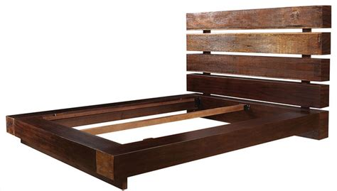 rustic king bed frame iggy king platform bed frame rustic platform beds