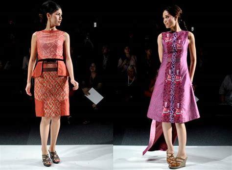 Blus Batik Kerja Warna Pastel Dy20 1 ini caranya supaya bisa tetap kelihatan muda meski pakai batik