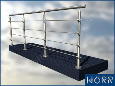 balkongeländer edelstahl bausatz edelstahl v2a treppengel 228 nder balkongel 228 nder handlauf