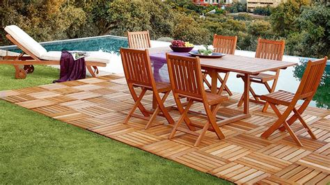 mesa jardin leroy merlin muebles de jard 237 n leroy merlin 2016