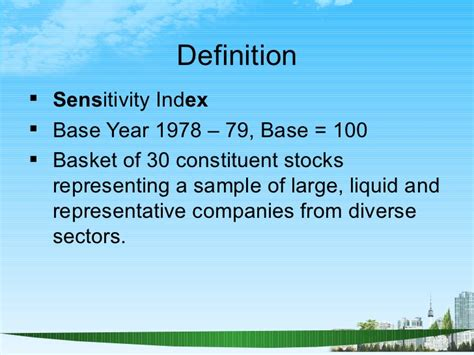 Mba Definition Francais by The Indicators Of Indian Economy Ppt Mba 2009