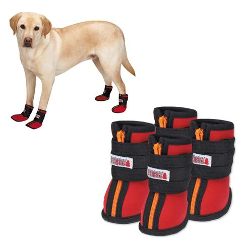 boat shoes for dogs kong 174 high top neoprene dog boots the animal rescue site