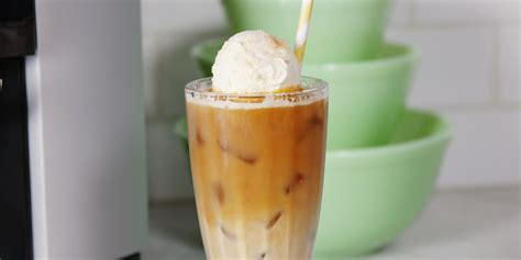 Coffee Float best churro iced coffee recipe delish