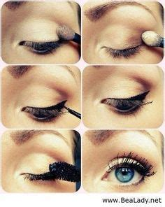 tutorial make up natural sehari2 subtle gold liner yes please beauty pinterest