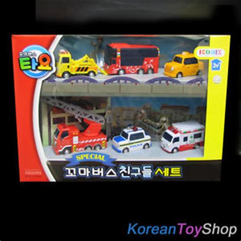 Sale Tayo The Special Set 2 the tayo special set 6 pcs cars toto cito