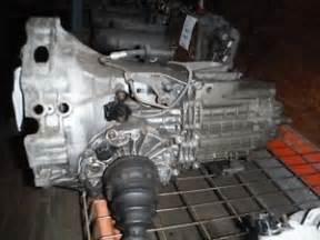 Transmission For Audi A4 99 Audi A4 Transmission Ebay