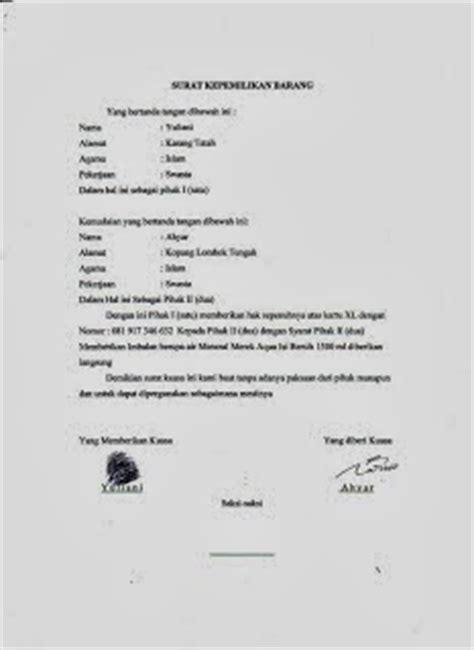 contoh surat kuasa yang baik dan benar merpati tempur