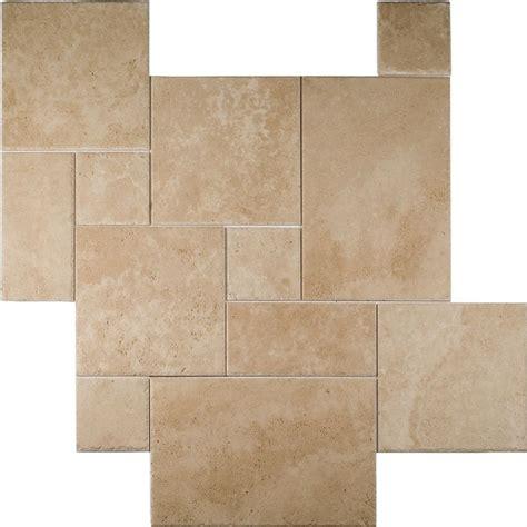 pattern tile images 4 sz travertine versailles tile pattern sets bv tile