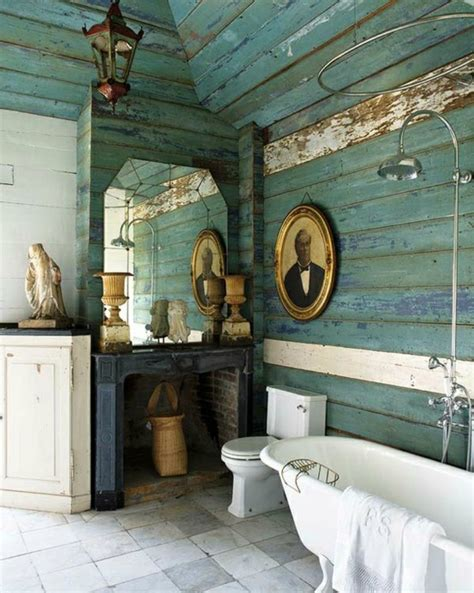 rustic country bathroom ideas coastal home inspirations on the horizon rustic cottage