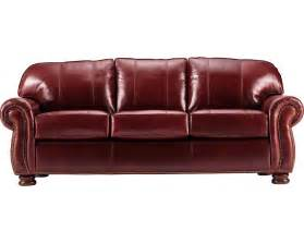 Thomasville Leather Sofas Benjamin 3 Seat Sofa Leather Thomasville Furniture