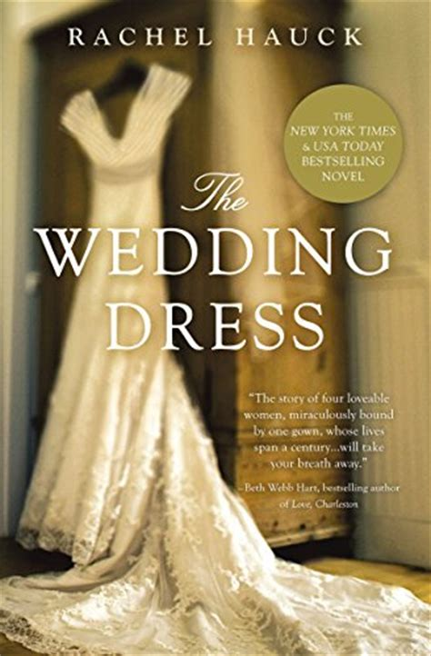 The Wedding A Novel reader challenge the wedding dress by hauck