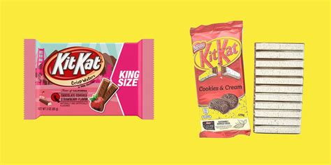 updated   kit kat flavors   spotted  stores