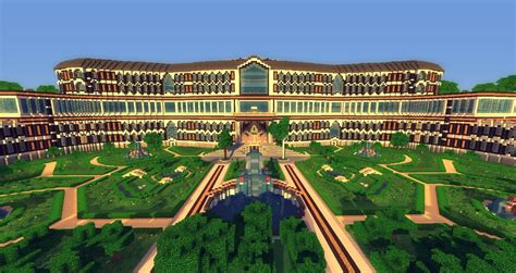 Modern Mansions by Mega Mansion From Davelouis213 And Leon19leon Minecraft