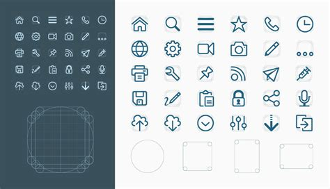 grid layout sapui5 iconography sap fiori design guidelines