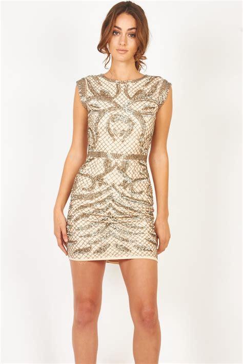 Dress Of The Day Embellish Shift Dress by Lace Malta Embellished Dress Dresses
