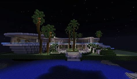 stark mansion stark mansion minecraft project
