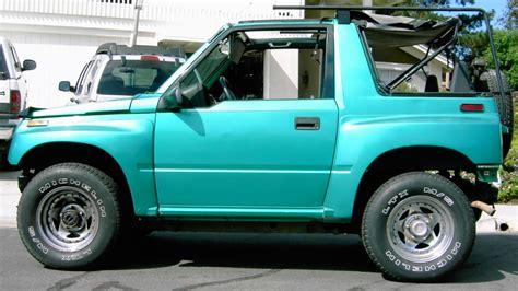Suzuki Sidekick Lift Zukiworld Reviews The Sky S Offroad Design 2 Inch