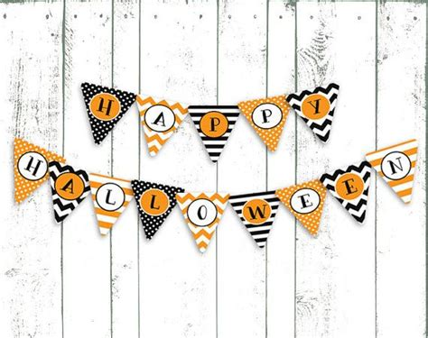 printable halloween banner decorations 25 best images about baby shower gift ideas on pinterest