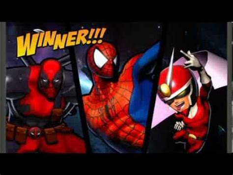 spider man ultimate marvel vs capcom 3 ultimate marvel vs capcom 3 playthrough deadpool spider