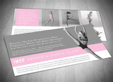 design dl flyer dl flyer design and printing gold coast and tweed heads
