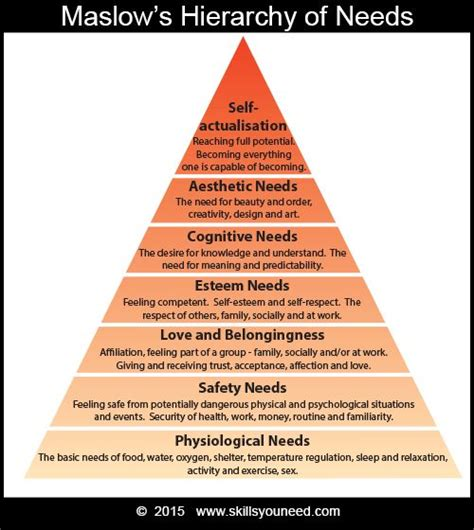 Best 25 Maslow S Hierarchy Of Needs Ideas On Pinterest